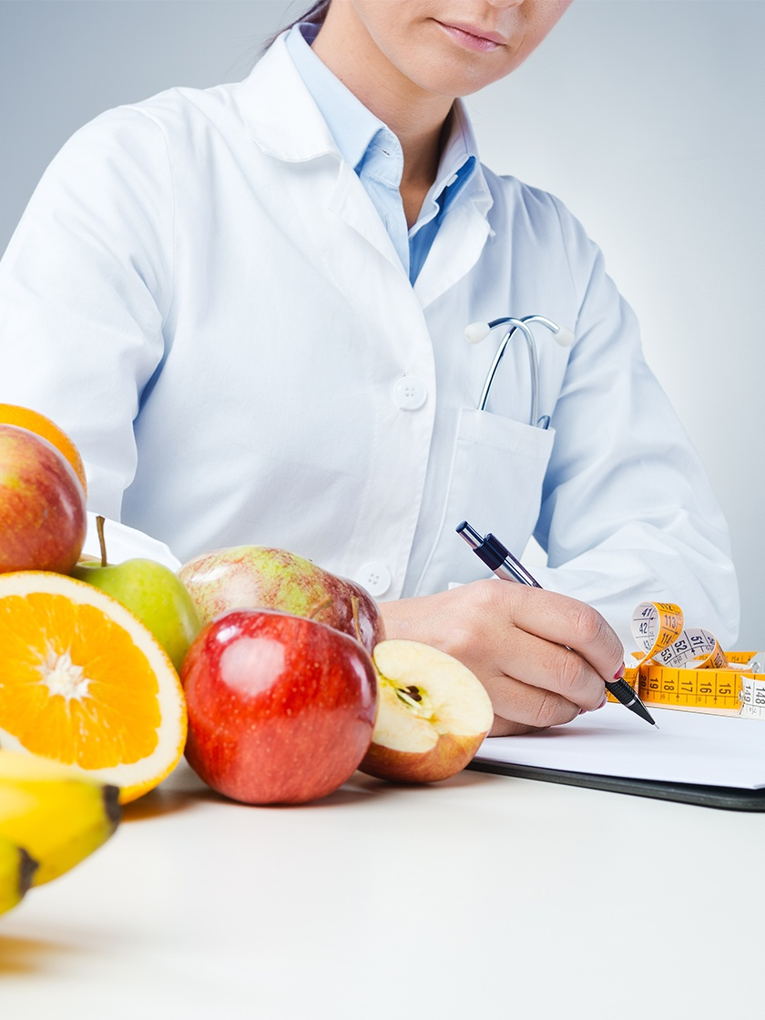 Nutrition and Dietetics courses
